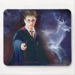 Harry Potter's Stag Patronus Mouse Pad