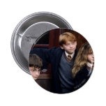 Harry, Ron, and Hermione 6 Cm Round Badge