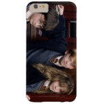 Harry, Ron, and Hermione Barely There iPhone 6 Plus Case