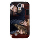 Harry, Ron, and Hermione Samsung Galaxy S4 Cases
