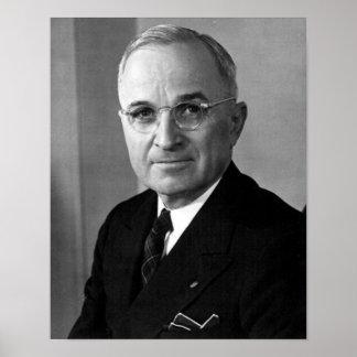 Harry S. Truman 33 Poster