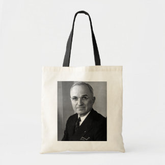 Harry S. Truman 33rd President Budget Tote Bag