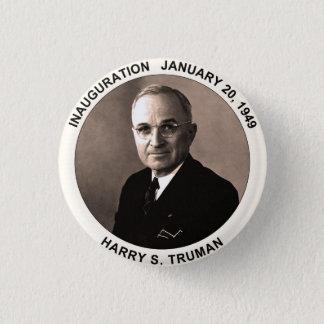 Harry S. Truman Inauguration Button