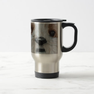 Harry the Shih Tzu Travel Mug
