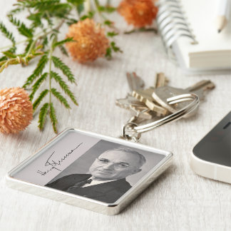 Harry Truman Key Ring