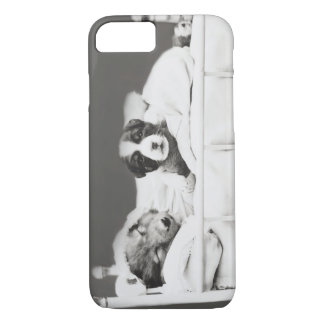 Harry Whittier Frees- Insomniac Puppy iPhone7 Case