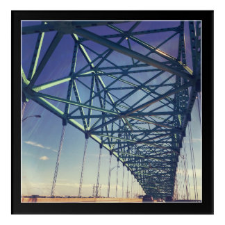 Hart Bridge, Jacksonville Acrylic Print
