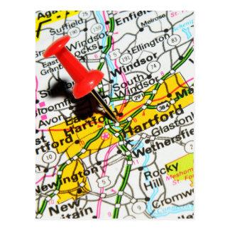 Hartford, Connecticut Postcard