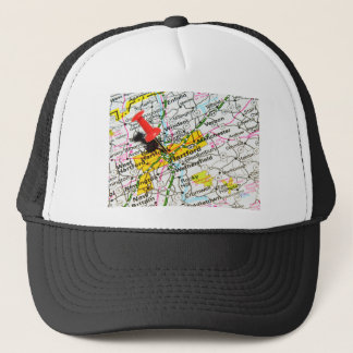 Hartford, Connecticut Trucker Hat
