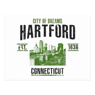 Hartford Postcard