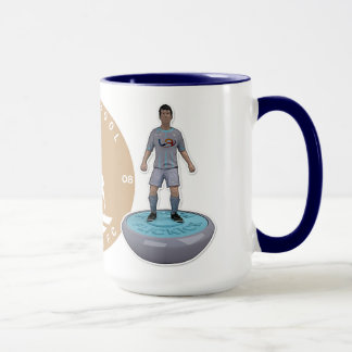 Hartlepool United 2017/18 Mug - Gold Logo