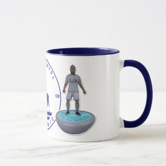 Hartlepool United 2017/18 - White Logo Mug
