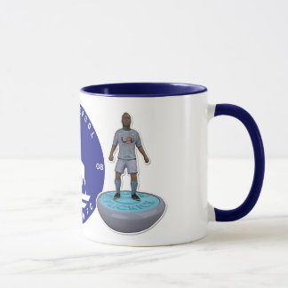 Hartlepool United Mug - Blue Logo