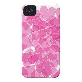Harts pattern iPhone 4 Case-Mate case