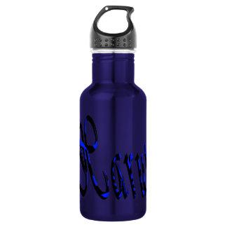 Haruto, Name, Logo, Boys Reusable Water Bottle. 532 Ml Water Bottle