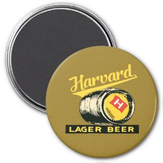 Harvard Lager Beer Magnet