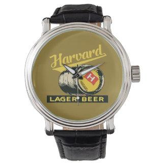 Harvard Lager Beer Watch