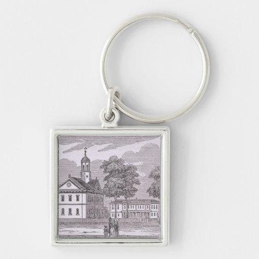 Harvard University, from 'Historical Keychain