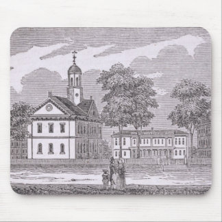 Harvard University, from 'Historical Mouse Pad