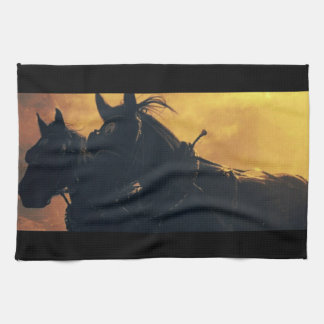 Harvest Drive Draft Horse Kitchen Towel