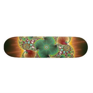 Harvest Festival - Abstract Art Skateboard Decks