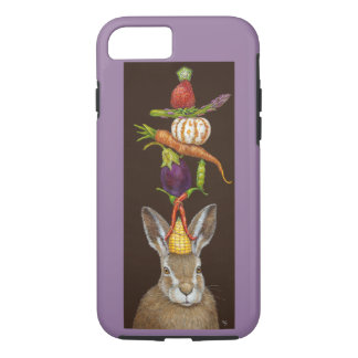 Harvest Hare iPhone 7 tough case