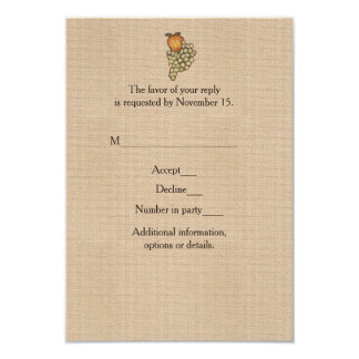 Harvest Horseshoe Thanksgiving Upturned Personalized Announcements