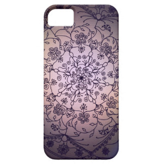 Harvest Moon Mandala - Fall Sky Barely There iPhone 5 Case