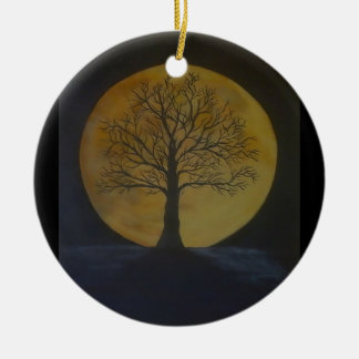 Harvest Moon Ornament