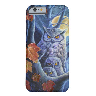 Harvest Moon Owls Barely There iPhone 6 Case