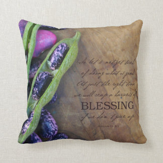 "Harvest Of Blessing 16x16"" Pillow"