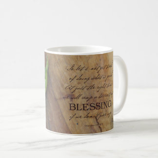 Harvest Of Blessing Mug