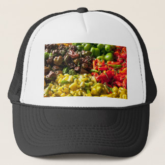 Harvest of Chilies Trucker Hat