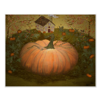 HARVEST OF CONTENTMENT 24 x 30 Print +Other Sizes