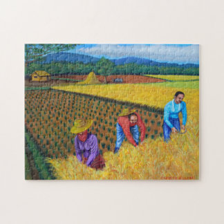Harvest Season Puzzle