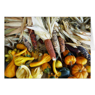 Harvest Time Card