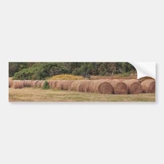 Harvest Time in North Central Arkansas Bumper Sticker