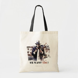 Harvey Dent - We Want You Tote Bag