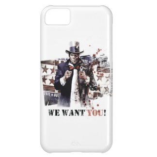 Harvey Dent - We Want You! Cover For iPhone 5C