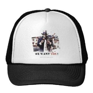 Harvey Dent - We Want You Mesh Hats