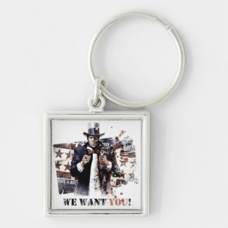 Harvey Dent - We Want You Keychains
