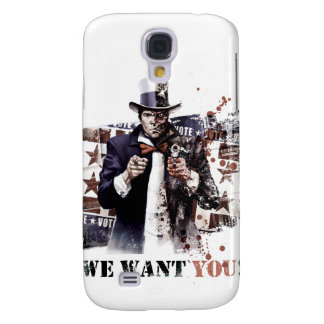 Harvey Dent - We Want You! Samsung Galaxy S4 Cases