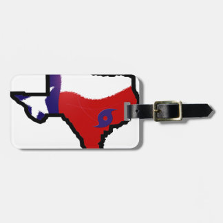 Harvey design 3 luggage tag
