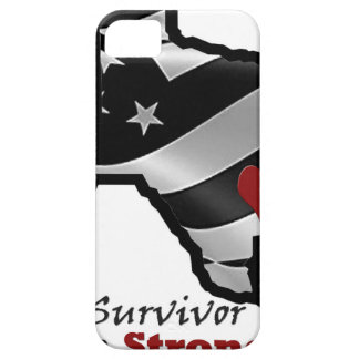 Harvey Design bk wht rd Case For The iPhone 5