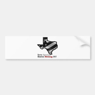 Harvey Design bk wht rd.gif Bumper Sticker