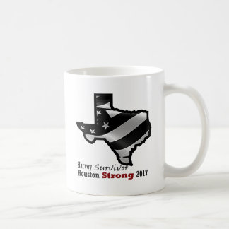 Harvey Design bk wht rd.gif Coffee Mug