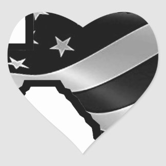 Harvey Design bk wht rd.gif Heart Sticker