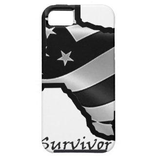 Harvey Design bk wht rd.gif iPhone 5 Cases
