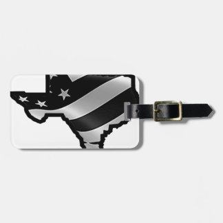 Harvey Design bk wht rd.gif Luggage Tag