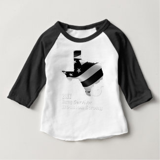 Harvey Design wht txt.gif Baby T-Shirt